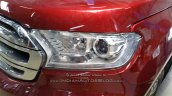 2016 Ford Endeavour 3.2L AT headlight snapped