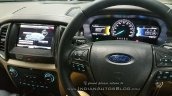 2016 Ford Endeavour 3.2L AT interior snapped