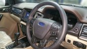 2016 Ford Endeavour 3.2L AT steering wheel snapped