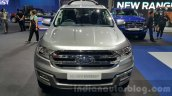 Ford Endeavour face at 2016 Thailand Motor Expo