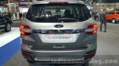 Ford Endeavour posterior at 2016 Thailand Motor Expo