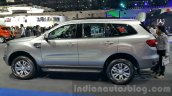 Ford Endeavour side at 2016 Thailand Motor Expo