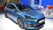 2016 Ford Focus RS front three quarters at 2015 Shanghai Auto Show
