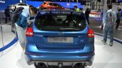 2016 Ford Focus RS rear at 2015 Shanghai Auto Show