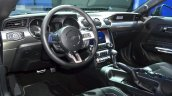 2016 Ford Mustang driver side at 2015 Shanghai Auto Show