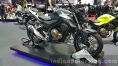 2016 Honda CB500F grey at the 2015 Thailand Motor Expo