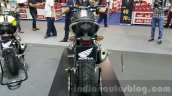2016 Honda CB500F rear at the 2015 Thailand Motor Expo