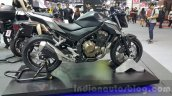 2016 Honda CB500F side at the 2015 Thailand Motor Expo