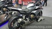 2016 Honda CBR500R exhaust at the 2015 Thailand Motor Expo