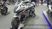 2016 Honda CBR500R front quarter at the 2015 Thailand Motor Expo