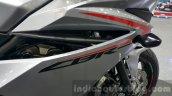 2016 Honda CBR500R graphics at the 2015 Thailand Motor Expo