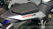 2016 Honda CBR500R tail piece at the 2015 Thailand Motor Expo