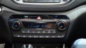 2016 Hyundai Tucson audio at 2015 Frankfurt Motor Show