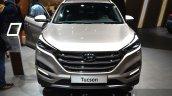 2016 Hyundai Tucson face at 2015 Frankfurt Motor Show