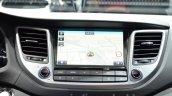 2016 Hyundai Tucson infotainment at 2015 Frankfurt Motor Show