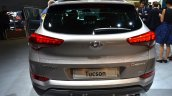 2016 Hyundai Tucson rear at 2015 Frankfurt Motor Show
