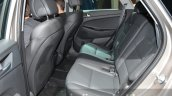 2016 Hyundai Tucson rear seats at 2015 Frankfurt Motor Show