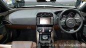 2016 Jaguar XE interior at 2015 Thai Motor Expo