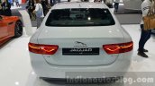 2016 Jaguar XE posterior at 2015 Thai Motor Expo