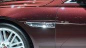 2016 Jaguar XF fender vents at the 2015 Shanghai Auto Show