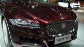 2016 Jaguar XF front closeup at the 2015 Shanghai Auto Show