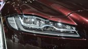 2016 Jaguar XF headlights at the 2015 Shanghai Auto Show