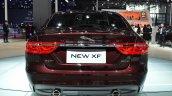 2016 Jaguar XF rear at the 2015 Shanghai Auto Show