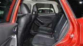 2016 Mazda CX-5 rear seats at the 2015 Shanghai Auto Show