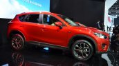 2016 Mazda CX-5 side at the 2015 Shanghai Auto Show