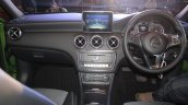 2016 Mercedes Benz A class dashboard launch