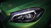 2016 Mercedes Benz A class headlamp launch