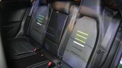 2016 Mercedes Benz A class launch rear seats