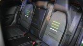 2016 Mercedes Benz A class launch rear seats