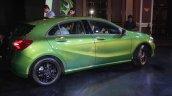 2016 Mercedes Benz A class rear three quarter launch