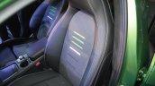 2016 Mercedes Benz A class seats launch