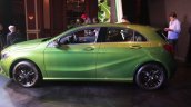 2016 Mercedes Benz A class side launch (1)