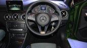 2016 Mercedes Benz A class steering launch
