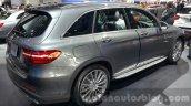 2016 Mercedes-Benz GLC right rear three quarters at 2015 Thai Motor Expo