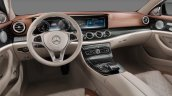 2016 Mercedes E Class interior beige and tan unveiled