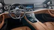 2016 Mercedes E Class interior unveiled