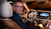 2016 Mercedes E Class interior with designer unveiled