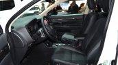 2016 Mitsubishi Outlander interior at 2015 Frankfurt Motor Show
