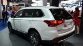 2016 Mitsubishi Outlander rear three quarters 1 at 2015 Frankfurt Motor Show