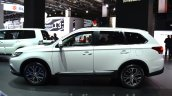 2016 Mitsubishi Outlander side at 2015 Frankfurt Motor Show