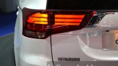 2016 Mitsubishi Outlander tail lights at 2015 Frankfurt Motor Show