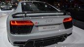 2016 R8 V10 Plus rear at 2015 Frankfurt Motor Show