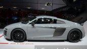 2016 R8 V10 Plus side at 2015 Frankfurt Motor Show