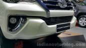 2016 Toyota Fortuner front bumper at 2015 Thailand Motor Expo