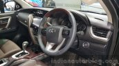 2016 Toyota Fortuner interior at 2015 Thailand Motor Expo