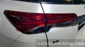 2016 Toyota Fortuner tail lamp at 2015 Thailand Motor Expo